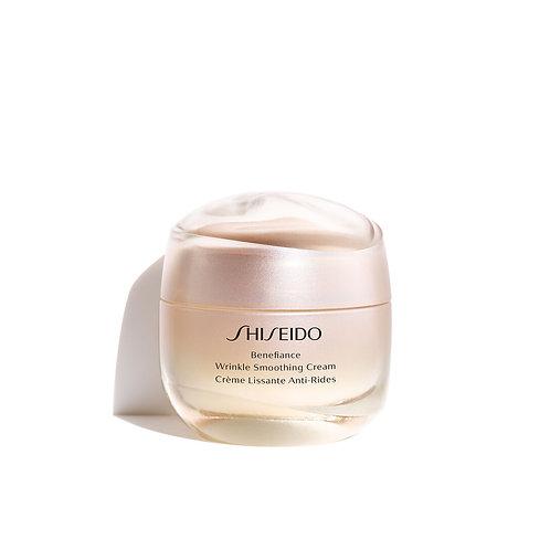Crema facial Shiseido Wrinkle Smoothing 50 Ml