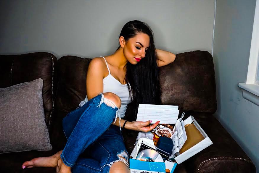Jonni Nicole Parsons- Future Husband Box Letters
