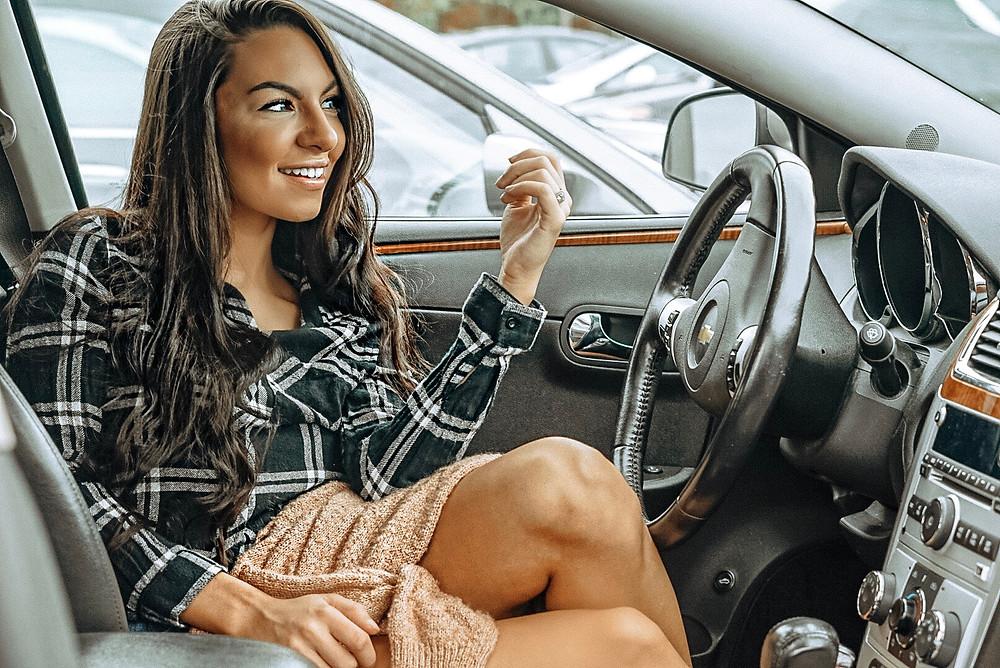 Jonni Nicole Parsons Blog, Dressing Modestly Is A Struggle, Plaid Shirt