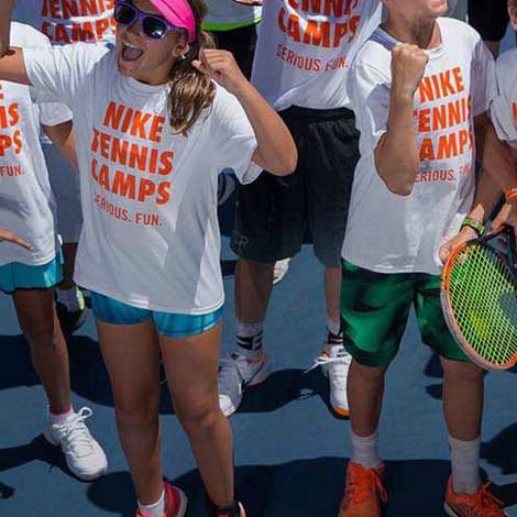 Nike Sports Camp