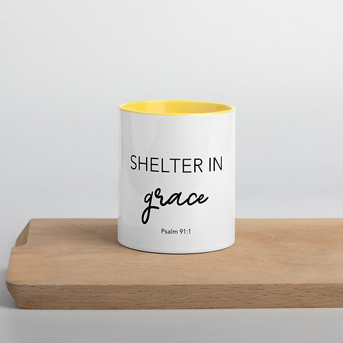 "Shelter In ""Grace"" Mug"