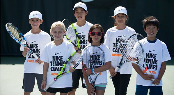 Nike Sports Camp For Young Aduts