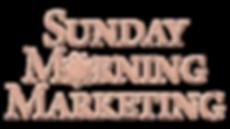 Sunday Morning Marketing - Stacked (Salm
