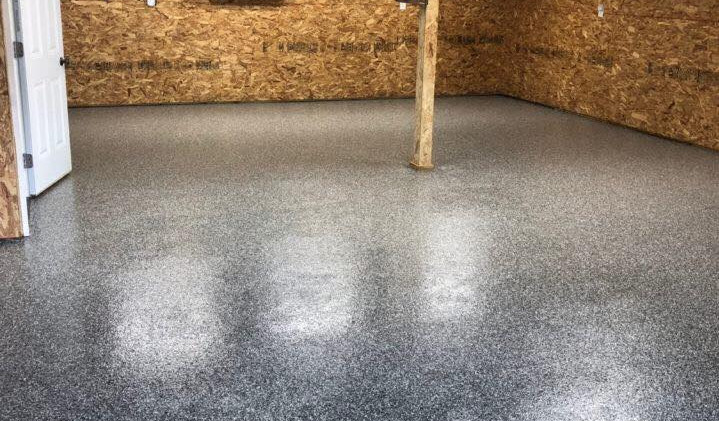 Symphony Concrete Coatings, Penntek, Epoxy Floors, Garage Floors, Masschuetts Garages, New Hampshire Garage Floors, One Day Coatings.