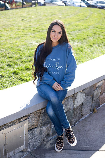 sought after community, small group, loneliness, jordan river sweatshirts
