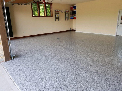 4 Benefits of Getting Concrete Coating in Your Home