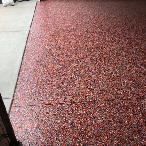 Symphony Concrete Coatings, Penntek, Epoxy Floors, Garage Floors, Masschuetts Garages, New Hampshire Garage Floors, One Day Coatings.