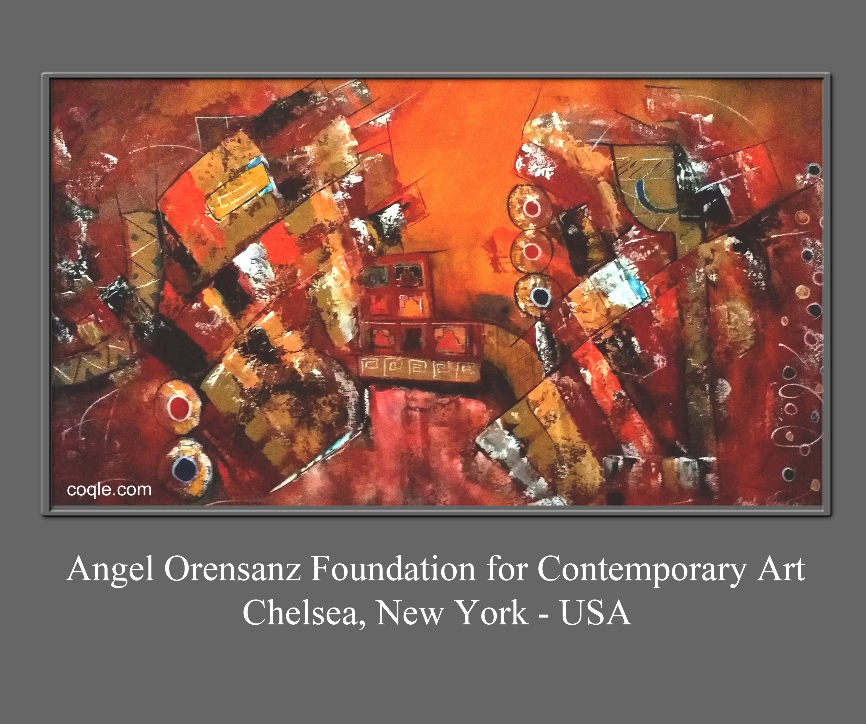 Angel Orensanz Foundation