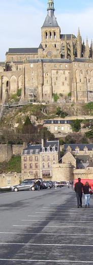 Mont Sait Michel - France