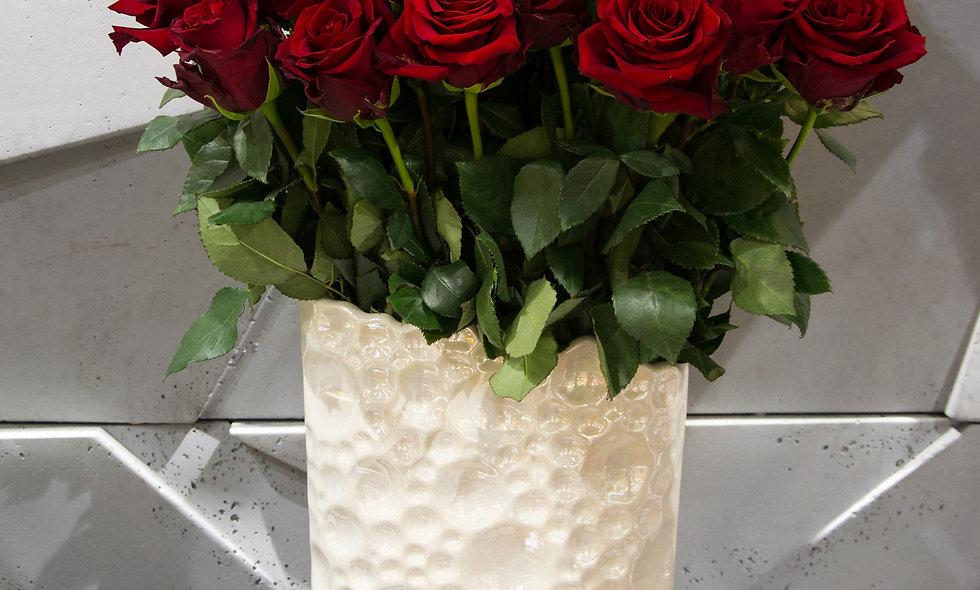 Burgundi rožė