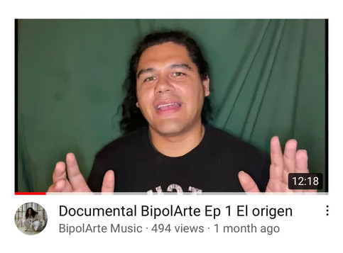 BipolArte Documentary - Documental
