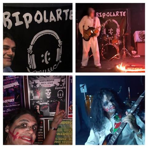 50 shows of the International Bipolar Rock Opera