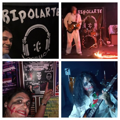 50 shows of the International Bipolar Rock Opera