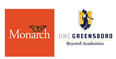 new monarch uncg logo together.png