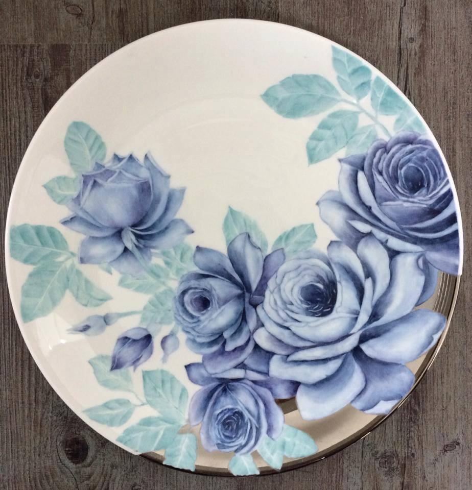 Porcelain painting workshop