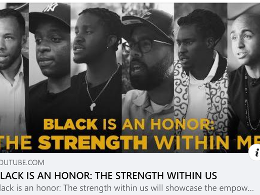 THE STRENGTH WITHIN ME: AN EQUAL CHANCE DOCU SERIES ON OVEROMING RACISM
