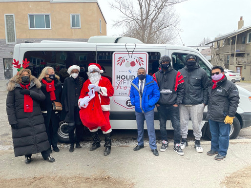 Holidays Gifts of Hope : Bringing back a sense of Hope to Homeless families thanks to Otto's