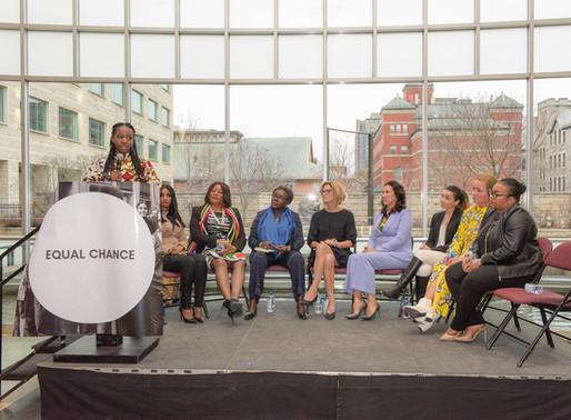 Equal Chance Dialogue: Women: Between challenges, opportunities & success