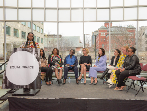 Equal Chance Dialogue: Women: Between challenges, opportunities & success