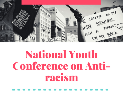 100 YOUTH ACROSS CANADA JOIN EQUAL CHANCE'S NATIONAL YOUTH CONFERENCE ON ANTI-BLACK  RACISM
