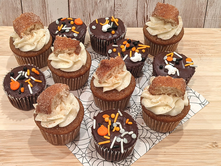 12 pack mini cupcakes