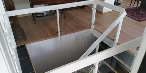 Innvendig trapperekkeverk
