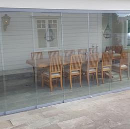 Revetal Glasservice AS - Innglassing