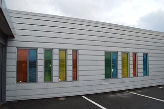 Isolerglass, Energisparende, Revetal Glasservice AS, www.revetalglasservice.no, stilfylt fasade, Glassmester