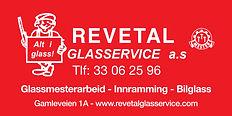 Mester - Revetal Glasservice AS