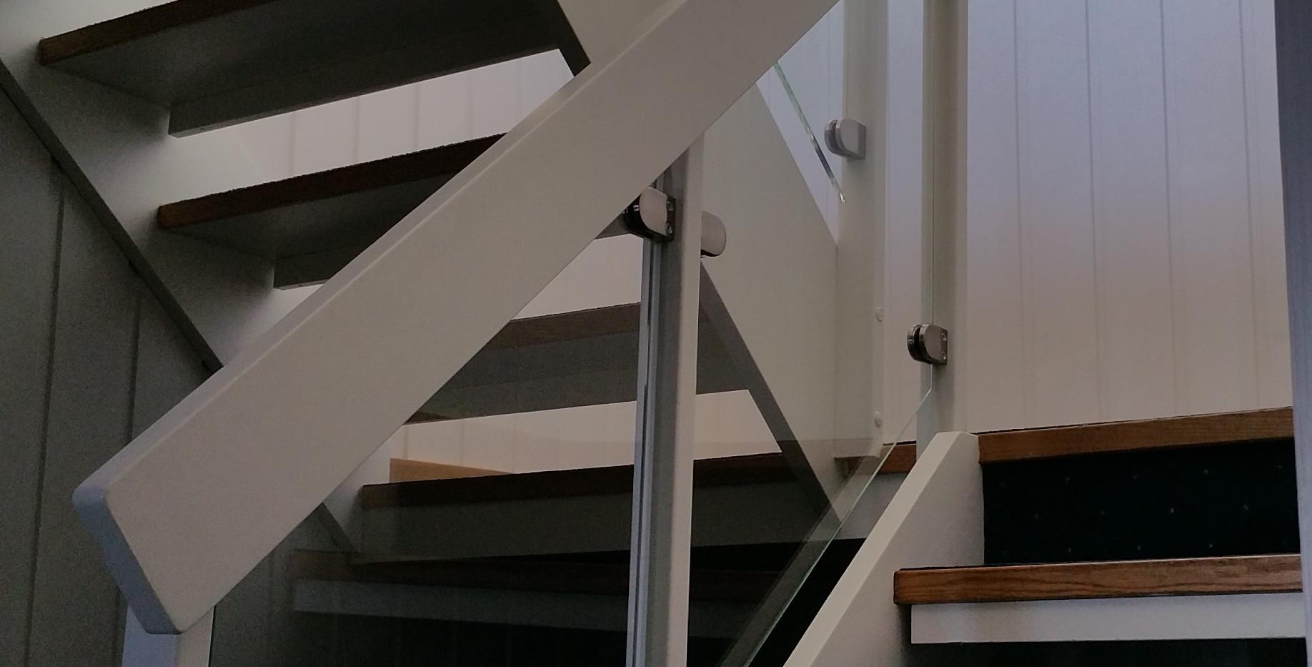 Innvendig trapperekkverk