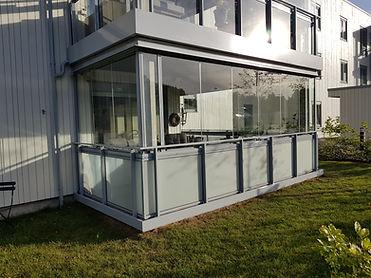 Revetal Glasservice AS - Forhandler av windoor produkter