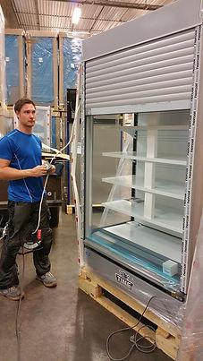 Gitter, sjalusi, gittersystemer, glassmester, butikk sikkerhet, Revetal Glasservice AS, www.revetalglasservice.no, rullegitter, Vestfold