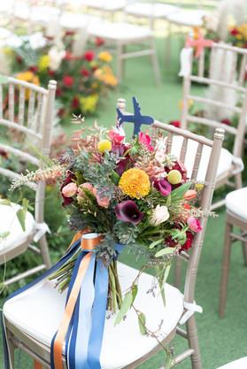 Bouquet at Emerald Garden