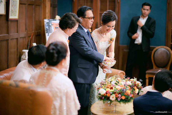 Thai Ceremony at Wonder Room