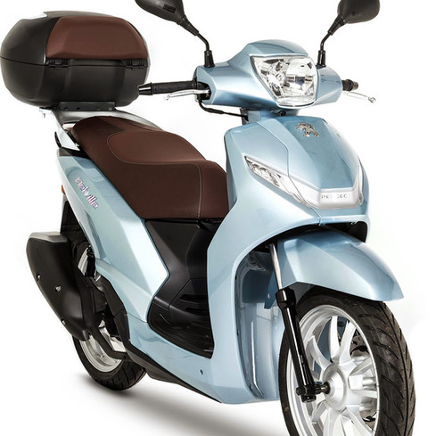 Scooter grandes roues - Peugeot