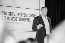 Mark Howe, MD of Google Agency ops