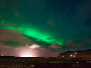 Lights, Camera, Action: 81 hours in ICELAND
