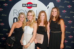 Martini Royale Casting, London