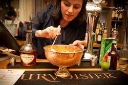 Courvoisier Cocktail Making, Bedford