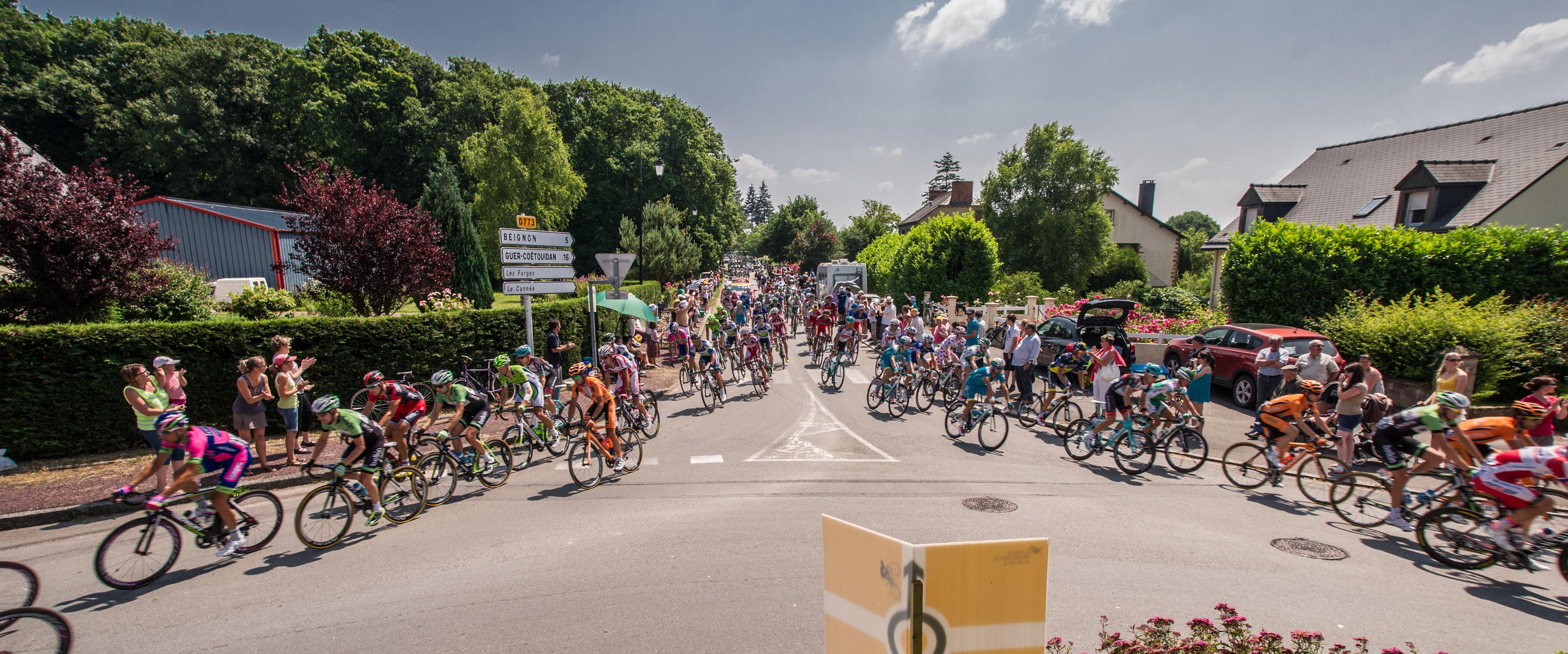 Tour De France, Brittany