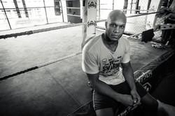 Linton Vassell, pro MMA fighter