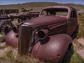 California Part 2: Bodie Ghost Town