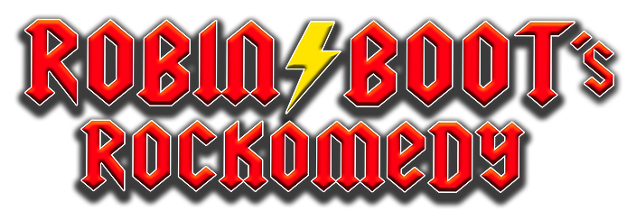 Robin Boot Rockomedy logo 2019.png