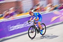 Dementyev, Paralympic Cycling