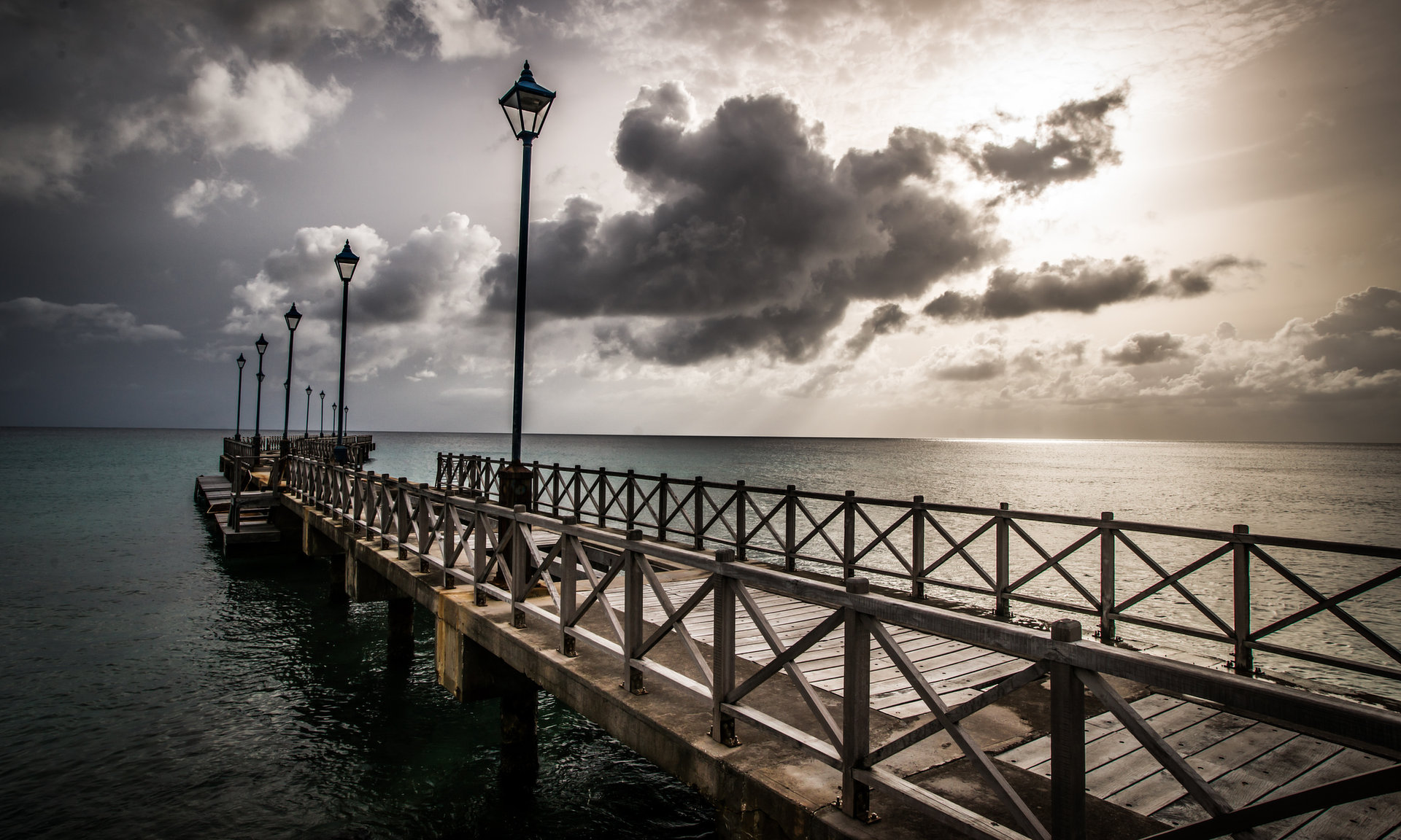 Speightstown Pier, Barbados
