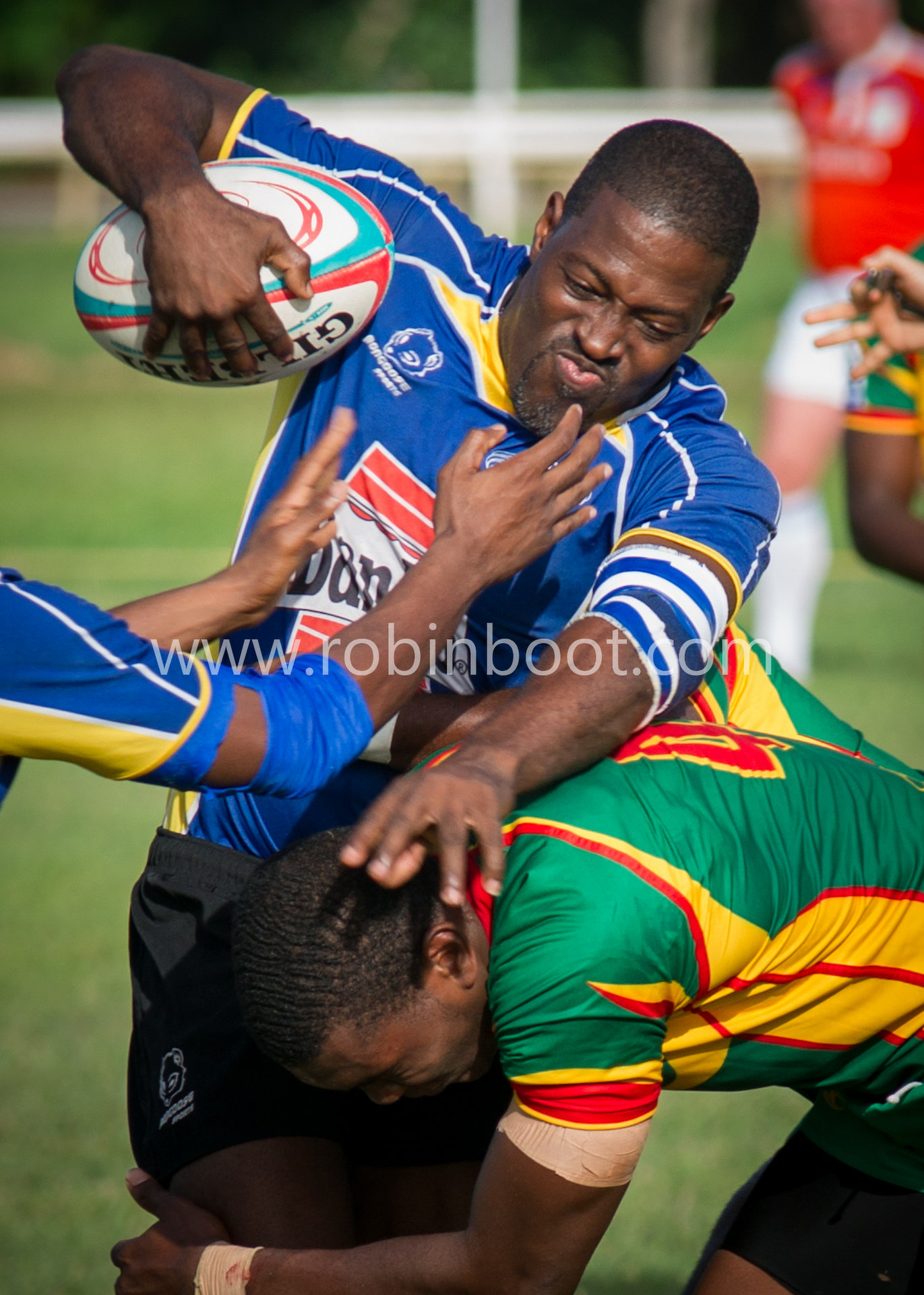 Barbados v Guyana Test Match
