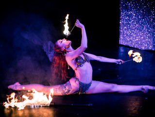 "Edinburgh Festival: Lili La Scala's ""Another F*cking Variety Show"""
