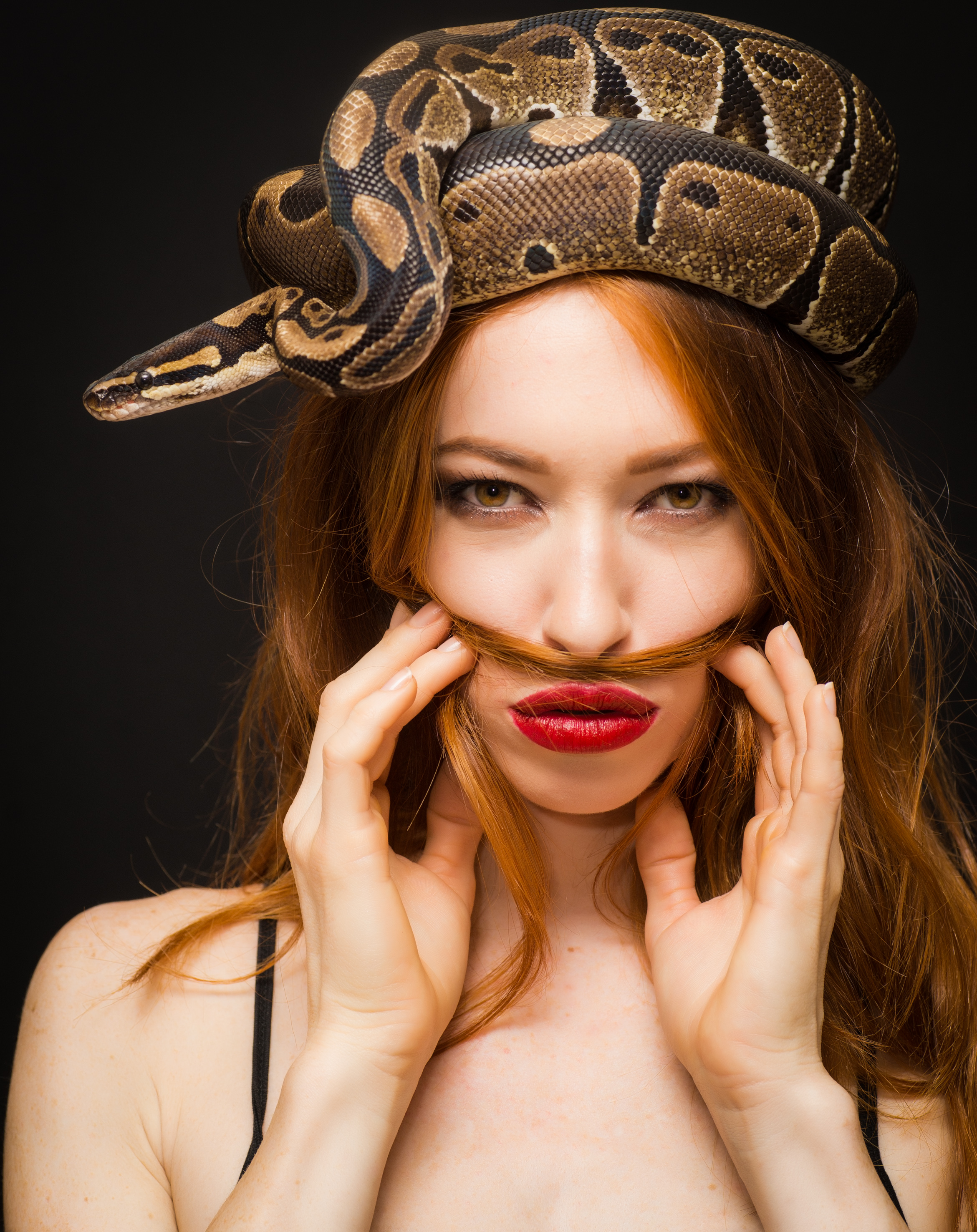 Kat Lilwall for Movember 2013