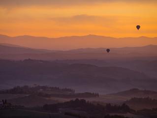 I Came, I Saw, I Captured:  Italy Part One (Sarnico to San Gimignano)