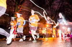 Energizer Night Run, Battersea